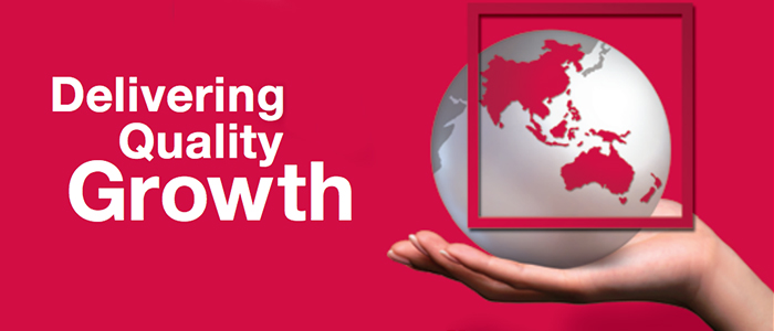 2011 Annual Report - Delivering Quality Growth